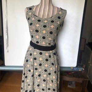 EFFIE'S HEART Louvre Dress Sleeveless Clover Med